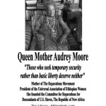 Queen Mother Audrey Moore